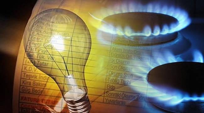 Doğalgaz ve Elektrik 3. Kez Zamlandı
