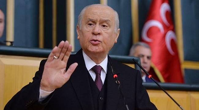 MHP Lideri Devlet Bahçeli'den İkinci Şok Karar Geldi!