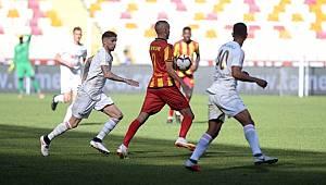 Yeni Malatyaspor Gol Düellosundan Puanla Çıktı