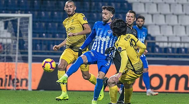 Yeni Malatyaspor'a Gorilpaşa Darbesi