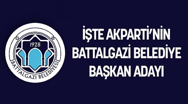 AK Parti Battalgazi Belediye Başkan Adayı O İsim!