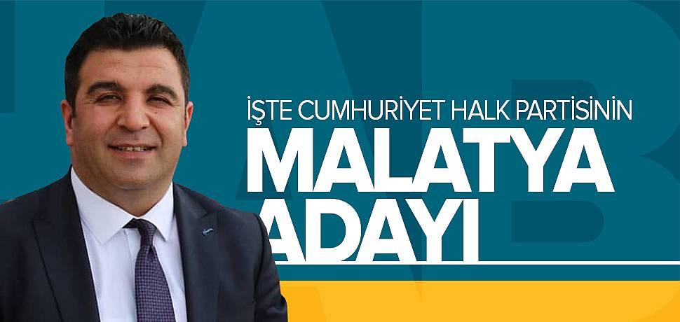 Cumhuriyet Halk Partisi'nin Malatya Adayı Belli Oldu