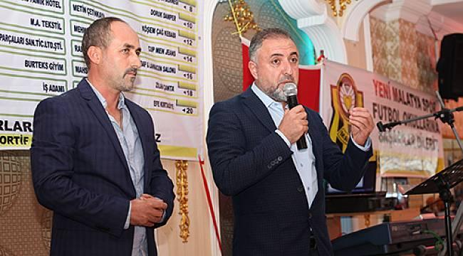İş Adamı Mehmet Olcay'a Özel Teşekkür