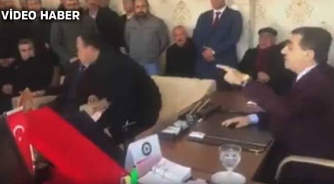 AK Parti Pütürge'de Büyük Hesaplaşma