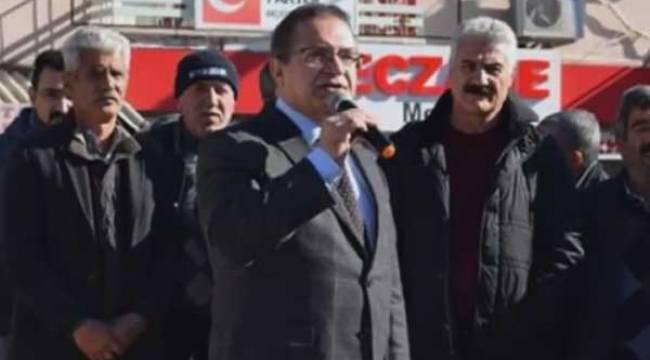 Akçadağ Belediye Başkanı Ali Kazgan Bağımsız Giriyor