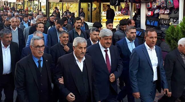 Ali Ekinci AK Parti'ye Tepki Olarak İYİ Parti Adayı oldu