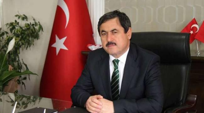 Başkan Süleyman Eser Annesini Kaybetti