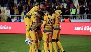 Yeni Malatyaspor Bodrumspor'u 3-2 Yendi