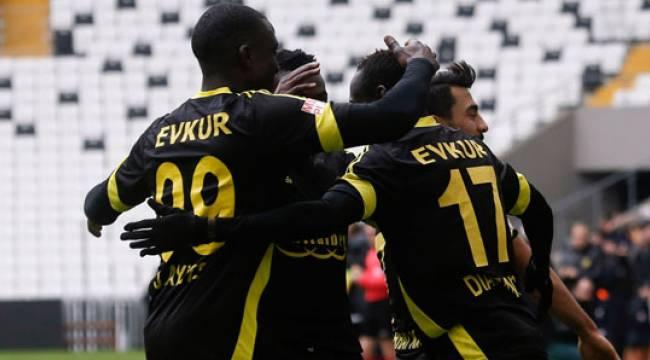 Yeni Malatyaspor, Denizlispor'u 1-0 Yendi