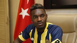 Yeni Malatyaspor Thievy Bifouma'yı Transfer Etti