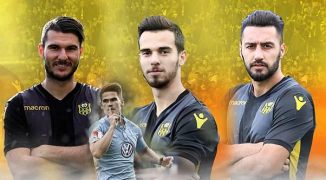 Yeni Malatyaspor Transferleri Tek Tek Duyurdu