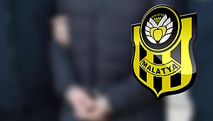Yeni Malatyaspor'un Anlaştığı Oyuncu Gözaltına Alındı