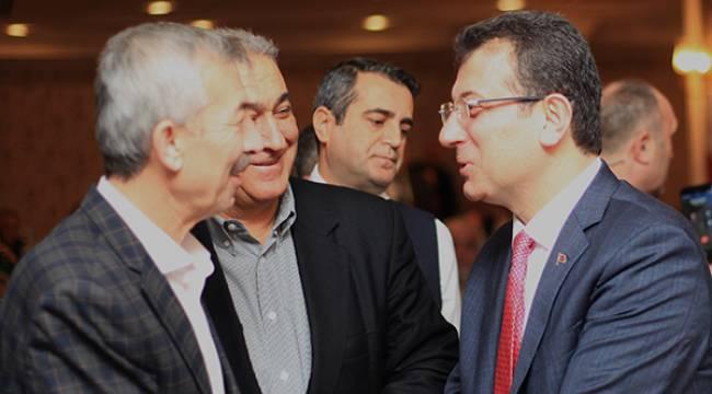 Arapgir'de Haluk Cömertoğlu CHP'ye Geçti