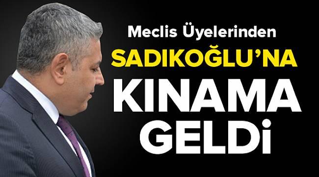 Malatya TSO Meclis Üyelerinden Sadıkoğlu'na Tepki