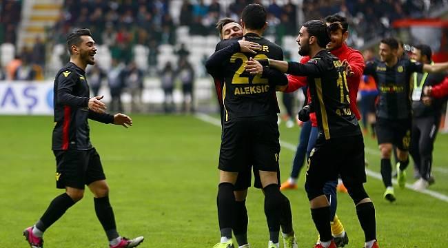 Yeni Malatyaspor Ziraat Türkiye Kupası'nda Yarı Finalde