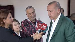 Cumhurbaşkanı Erdoğan'dan Pütürge Açıklaması