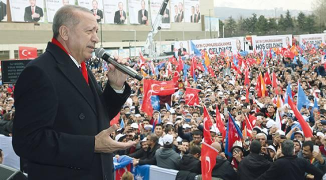 Cumhurbaşkanı Erdoğan Malatya'da Halka Seslendi