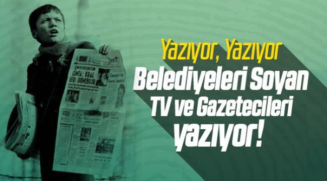 Malatya'da Belediyeleri Sömüren TV ve Gazeteciler
