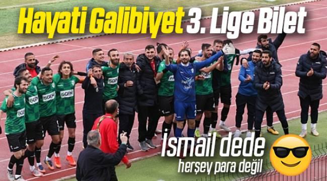 Yeşilyurt Belediyespor Sonunda Şampiyon Oldu