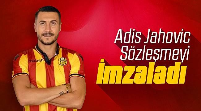 Adis Jahovic Yeni Malatyaspor'a İmzayı Attı