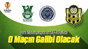 Yeni Malatyaspor'un UEFA Rakibi Belli Oldu