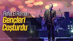 Rafet El Roman Malatya Konseri İlgi Gördü