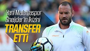 Yeni Malatyaspor Sneijder'in İkizini Transfer Etti