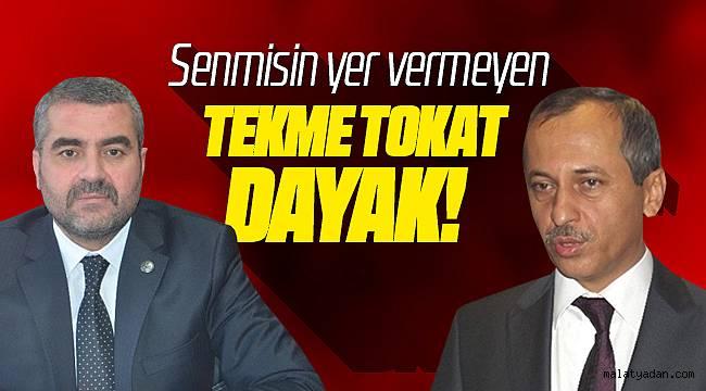 Malatya'da AKP ve MHP Arasında Rant Kavgası