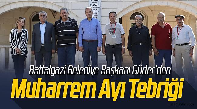 Osman Güder Muharrem Ayını Tebrik Etti