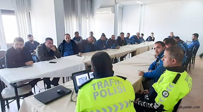 FIRAT EDAŞ'tan Çalışanlara Güvenli Sürüş Eğitimi