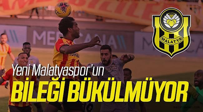 Yeni Malatyaspor Göztepe'den Puanla Döndü