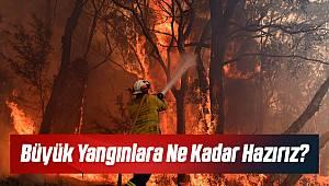 Mega Yangınlar Gerçeği Masaya Yatırıldı