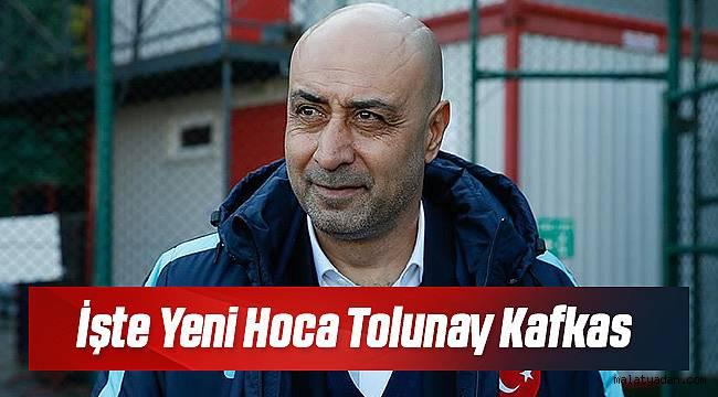 Tolunay Kafkas Yeni Malatyaspor İle Anlaştı