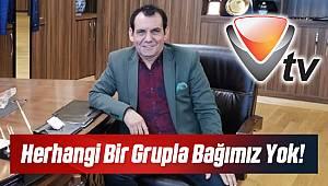 Vuslat TV Kimsenin Arka Bahçesi Değil!
