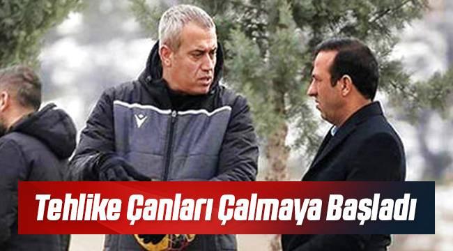 Yeni Malatyaspor İçin Tehlike Çanları Çalıyor