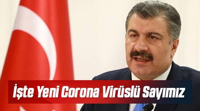 Türkiye'de Corona Virüs Vaka Sayısı Kaç Oldu?