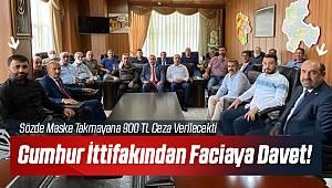 Malatya'da Cumhur İttifakı Facia Görüntü Verdi!