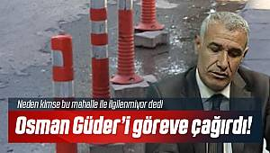 AKP'li Başkan AKP'li Battalgazi Belediyesini Eleştirdi