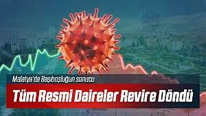 Koronavirüs Malatya'yı Teslim Aldı! Endişe Büyüyor