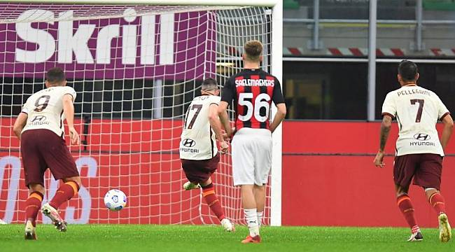 Milan Roma Derbisi Nefesleri Kesti!