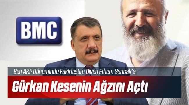 Selahattin Gürkan'dan Fakir İş Adamına Jest