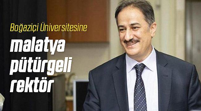 Boğaziçi Üniversitesine Malatyalı Rektör Atandı