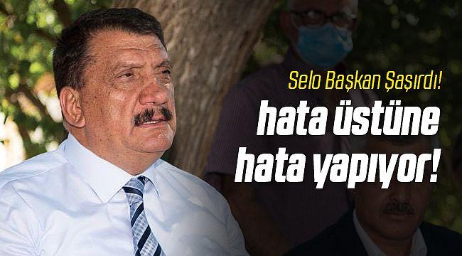 Selo Başkan'dan Hata Üstüne Hata!