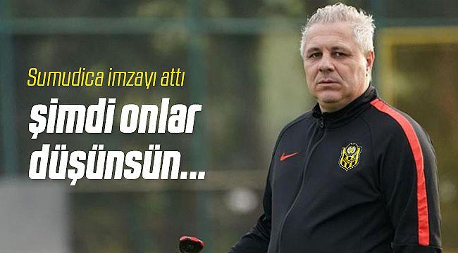 Yeni Malatyaspor Sumudica'ya Emanet Edildi!